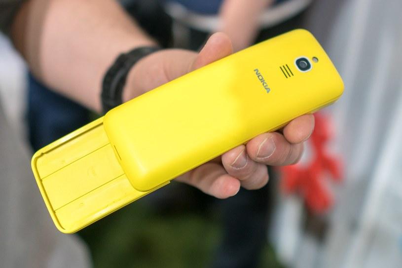 Nokia 8110 /INTERIA.PL