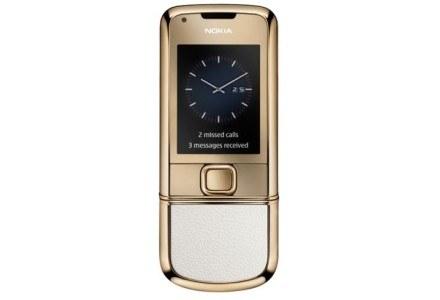 Nokia 8800 Gold Arte - najdroższa komórka grudnia /materiały prasowe