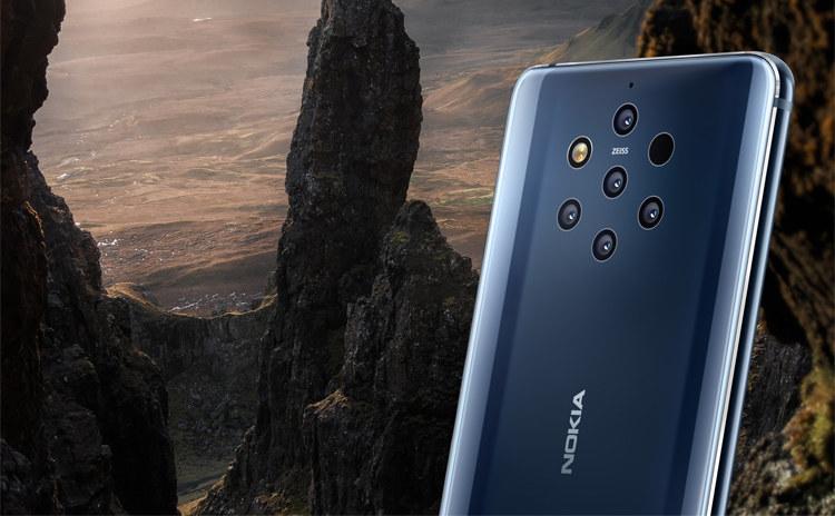 Nokia 9 PureView /materiały prasowe