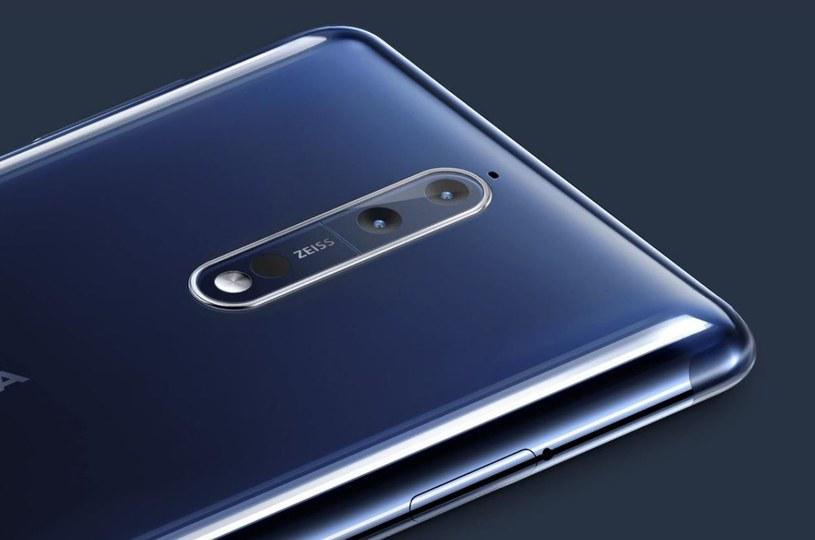 Nokia 9 zostanie wyposażona w pięć aparatów /materiały prasowe