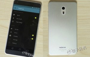Nokia C1 - fiński smartfon z Androidem