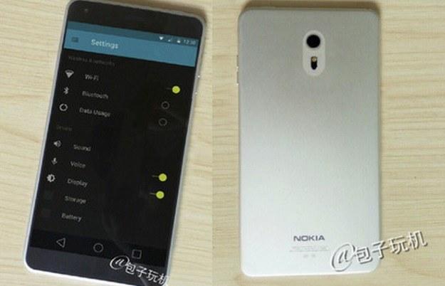 Nokia C1.  Fot. Weibo /materiały prasowe