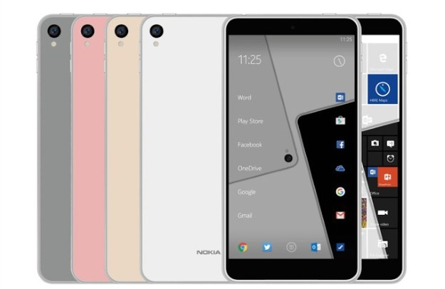 Nokia C1 /materiały prasowe