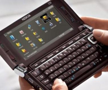 Nokia E90 - telefon konesera