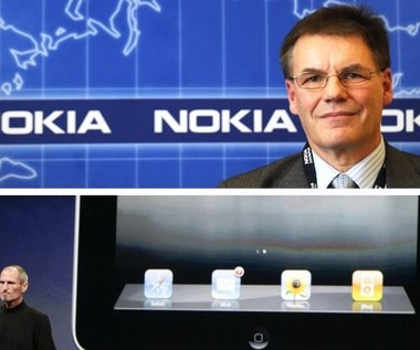 Nokia kontra Apple - wojna o iPada