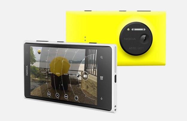Nokia Lumia 1020 /materiały prasowe