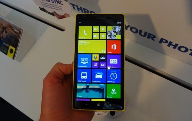 Nokia Lumia 1520 /AFP