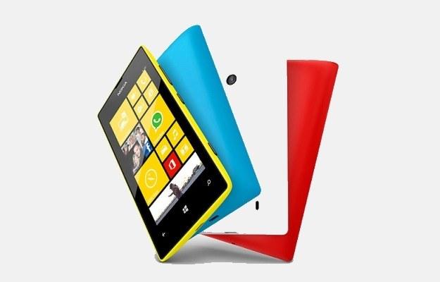 Nokia Lumia 520 /materiały prasowe