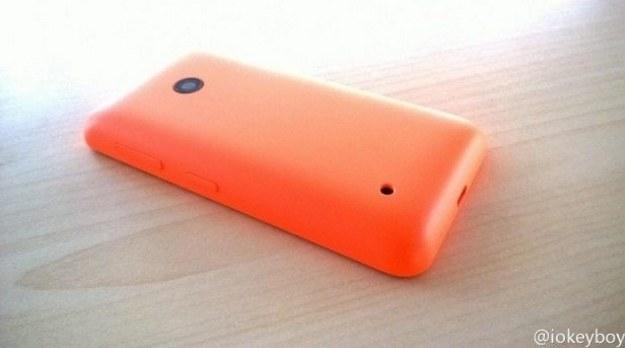 Nokia Lumia 530.   Fot. iokeyboy /materiały prasowe