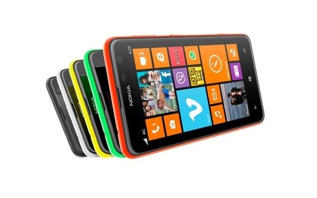 Nokia Lumia 625 /materiały prasowe