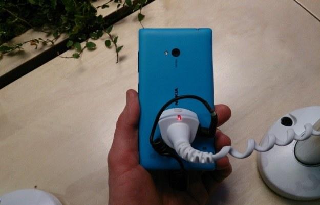 Nokia Lumia 720 na MWC 2013 /INTERIA.PL