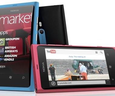 Nokia Lumia 800 - piękna, szybka i wszechstronna