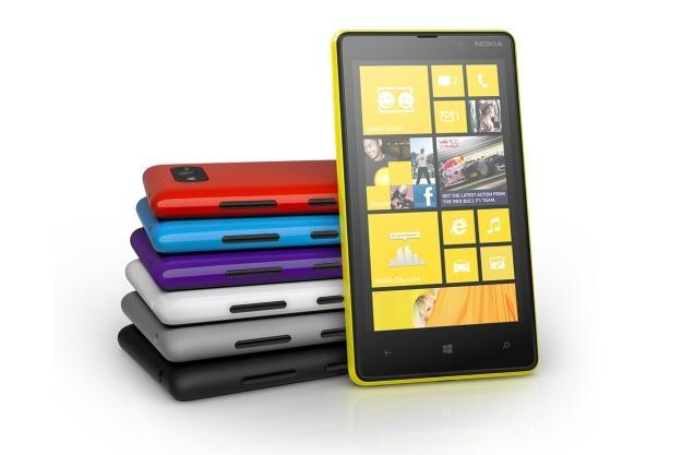 Nokia Lumia 820 /materiały prasowe