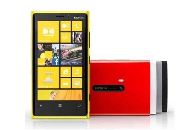 Nokia Lumia 920 /materiały prasowe