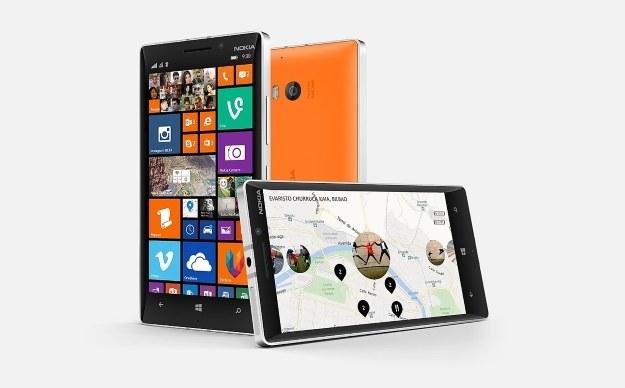 Nokia Lumia 930 /materiały prasowe