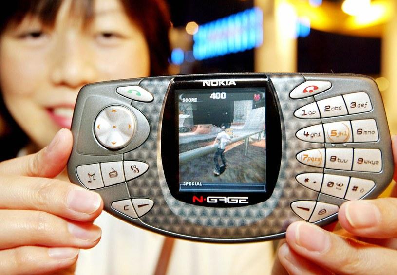 Nokia N-Gage /AFP