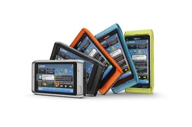 Nokia N8 - to miał być sztandardowy telefon z systemem Symbian^3. Ale nie do końca wyszło /materiały prasowe