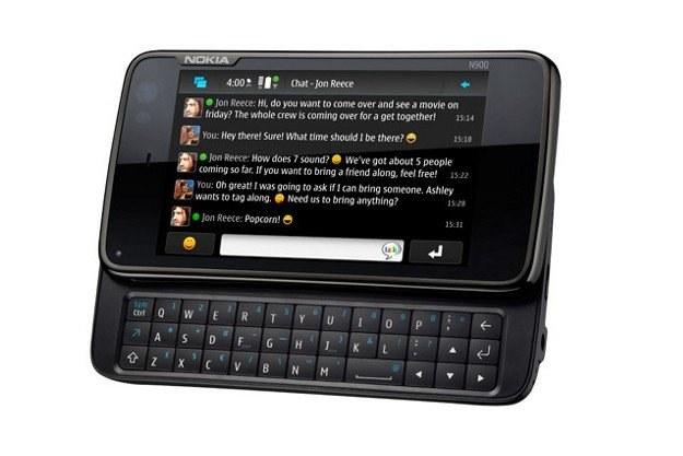 Nokia N900 doczekała się własnej wersji Androida /materiały prasowe