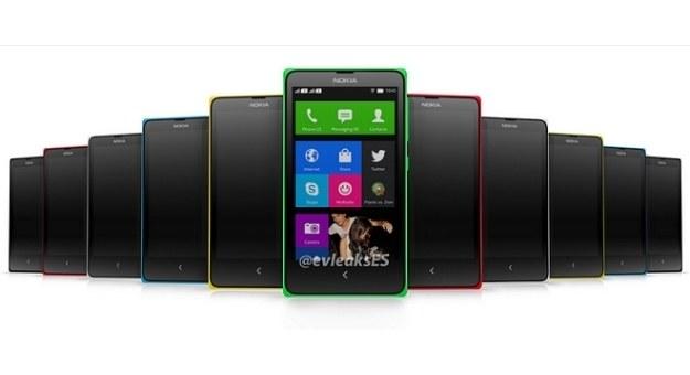 Nokia pozostanie przy Windows Phone /materiały prasowe