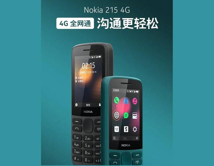 Nokia prezentuje nowe smartfony /materiały prasowe