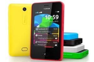 Nokia przedstawia smartfon Asha 501