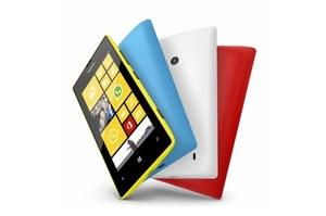 Nokia sprzedała 8,8 mln smartfonów z linii Lumia