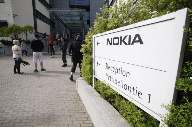 Nokia stworzy nowatorskie wyświetlacze? /AFP