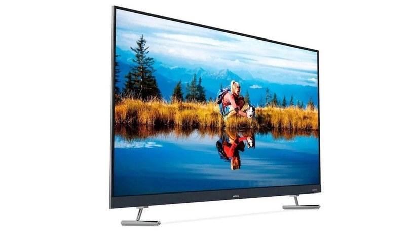 Nokia wprowadza nowe telewizory smart TV /materiały prasowe