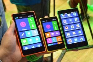 Nokia X, Nokia X+ i Nokia XL - pierwsze wrażenia