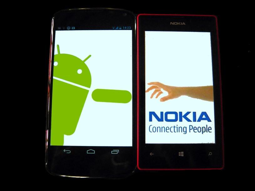 Nokia ze średniej półki z Androdiem już niedługo? /123RF/PICSEL