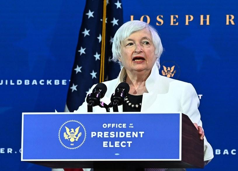 Nominacja Janet Yellen została dobrze przyjęta przez rynki finansowe /AFP