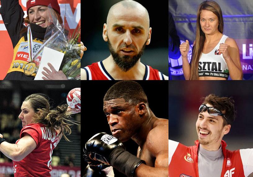 Nominowani w plebiscycie na Sportowca Grudnia /