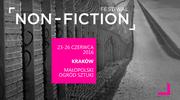Non-Fiction: Pierwsza edycja festiwalu w Krakowie