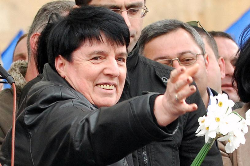 Nona Gaprindaszwili /AFP