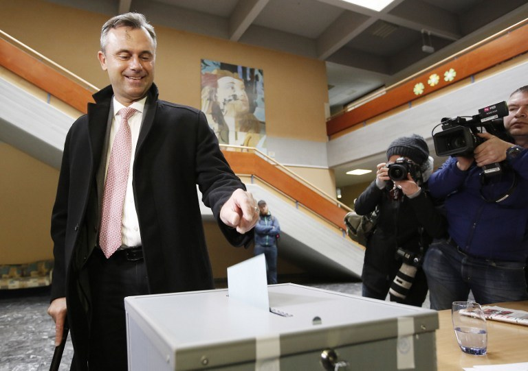Norbert Hofer /AFP