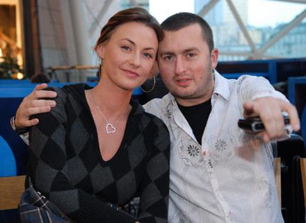 Norbi z żoną Marleną - fot. mwmedia /MWMedia
