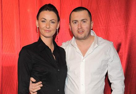 Norbi z żoną /MWMedia