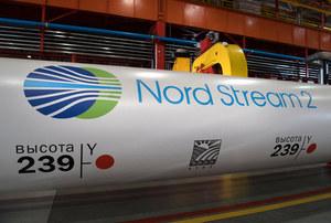 """Nord Stream 2 bez sankcji. """"Przyjmujemy to z zadowoleniem"""""""