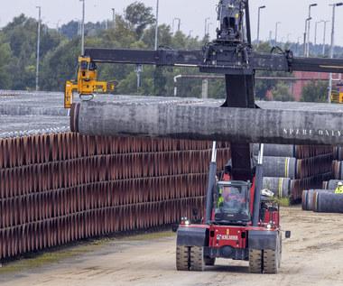 Nord Stream 2: Do ułożenia pozostało tylko 160 km rur