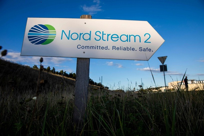 Nord Stream 2 ma ubezpieczyciela, który powstał na superszybkiej ścieżce. Fot. Odd Andersen /Agencja SE/East News