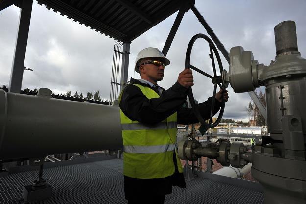 Nord Stream 2 powstaje po cichu za zgodą Niemiec... /AFP