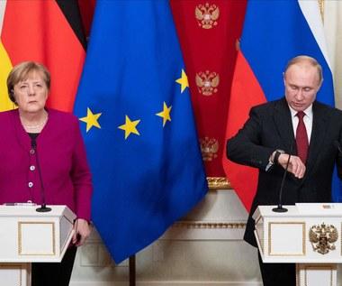 Nord Stream 2: Pożegnalny prezent Merkel dla Putina?