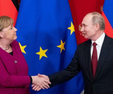 Nord Stream 2, pożegnalny prezent Merkel dla Putina