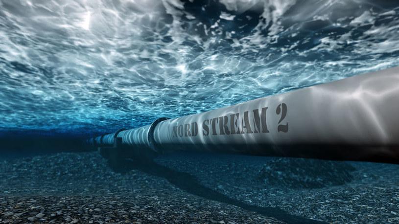 Nord Stream 2. Zdj. ilustracyjne /123RF/PICSEL
