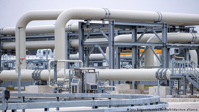 Nord Stream nie dostarczy energii przyszłości /Deutsche Welle