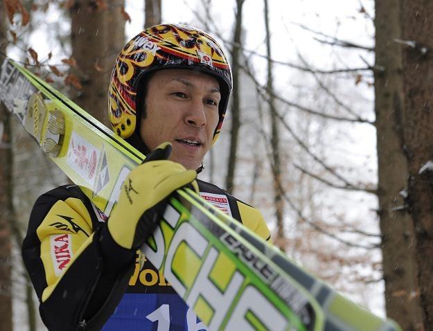 Noriaki Kasai /PAP/EPA