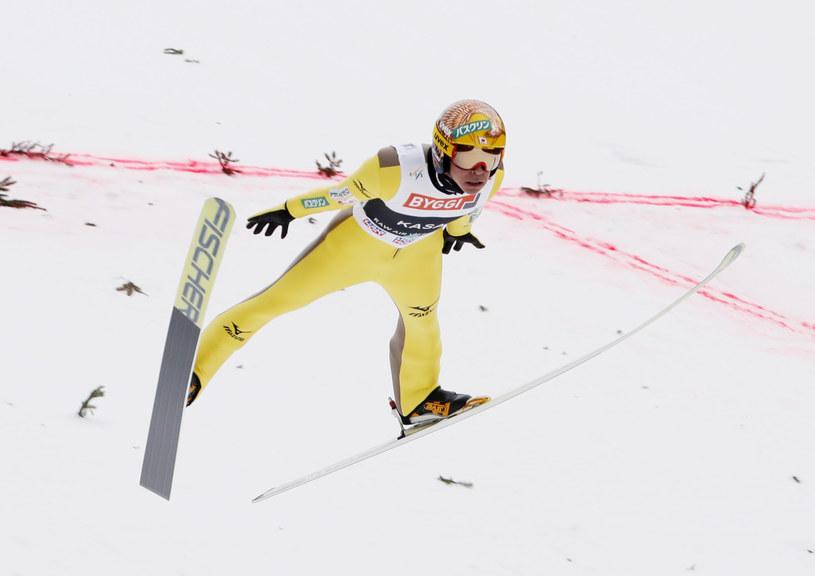 Noriaki Kasai /AFP