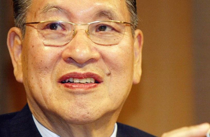 Norio Ohga - dyrektor generalny Sony Corporation w latach 1982-1995 /AFP