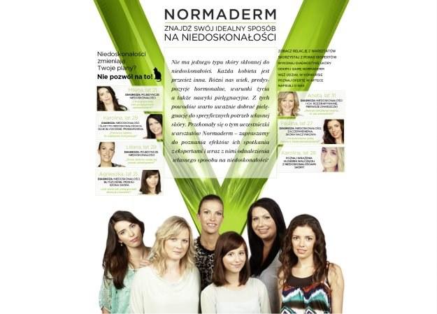Normaderm /materiały promocyjne