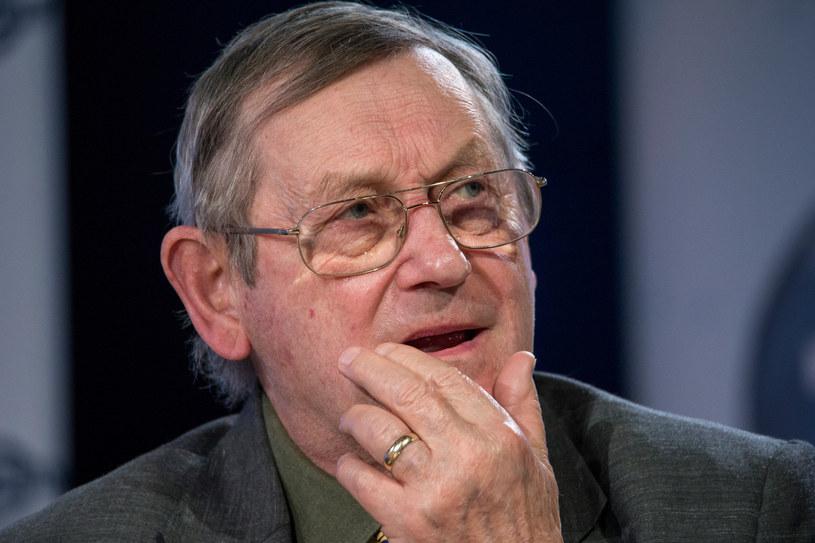 Norman Davies napisał obszerną biografię /Michal Wozniak /East News